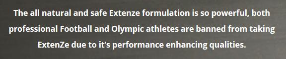 extenze formula